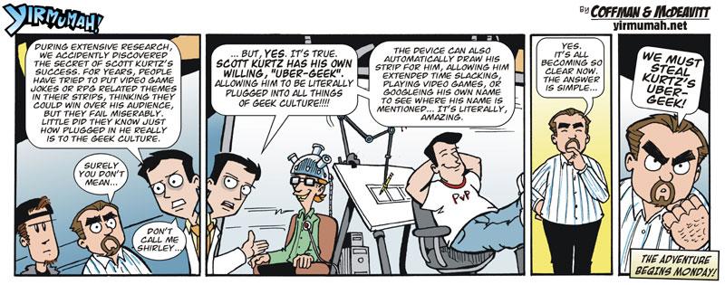 The Uber-Geek