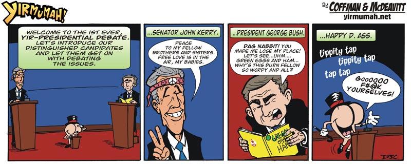 2004 Presidential Debates
