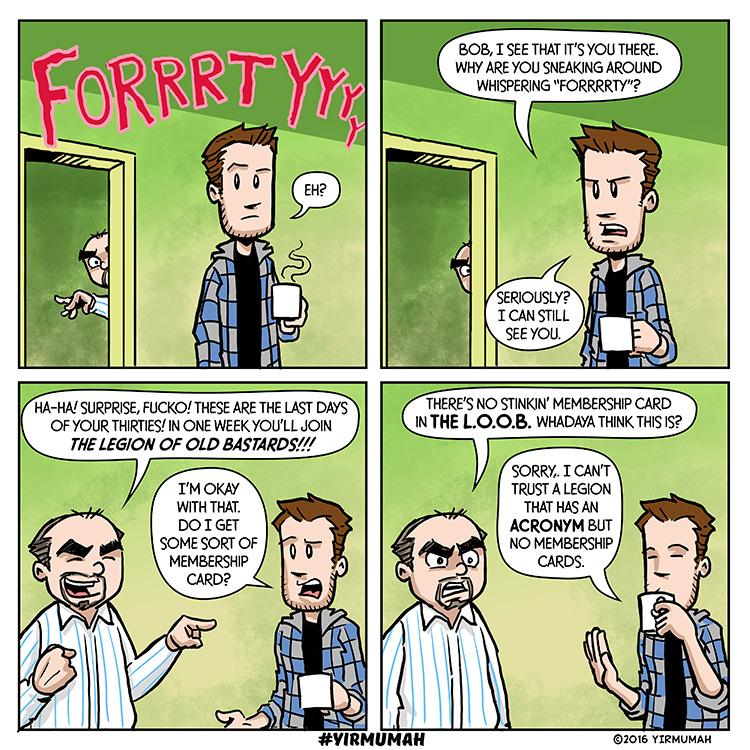 Forrrrrrtyyyy